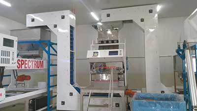 Nuts Processing Plant